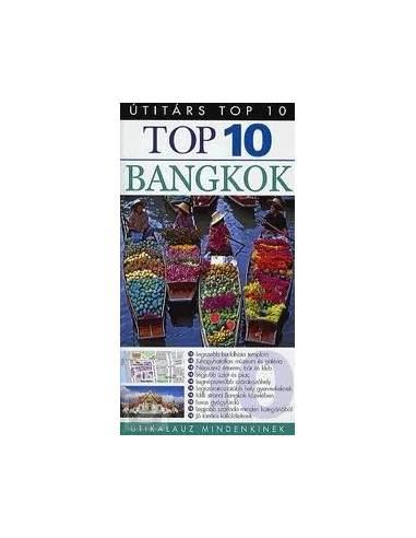 Bangkok útikönyv Top 10 - Útitárs