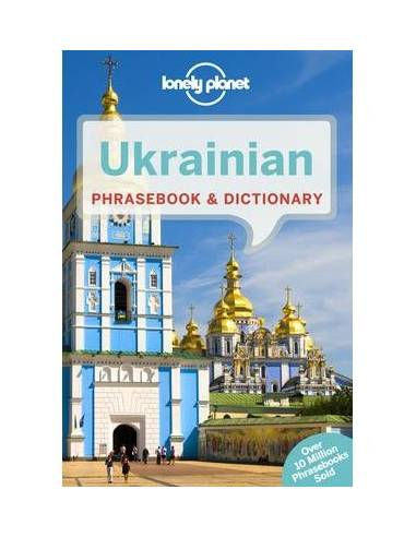 Ukrainian phrasebook-Lonely Planet
