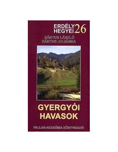 26 Gyergyói-havasok útikönyv - Erdély...