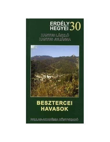 30 Besztercei-havasok útikönyv -...