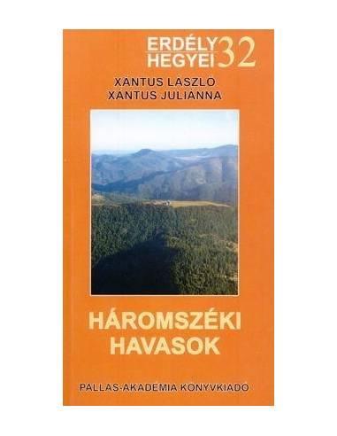 32 Háromszéki-havasok útikönyv -...