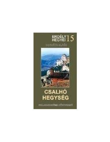 15 Csalhó hegység útikönyv - Erdély...