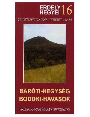 16 Baróti-hegység, Bodoki-havasok...
