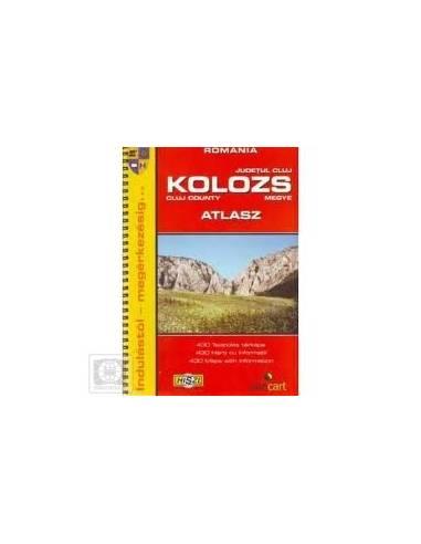 Kolozs megye településeinek atlasza