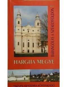 Hargita megye útikönyv /...