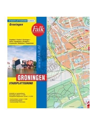 Groningen várostérkép