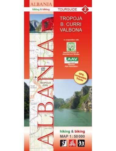 Albánia 2: Tropoja, B.Curri, Valbona...