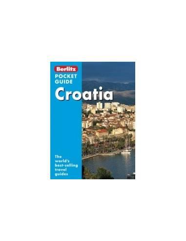 Horvátország zseb útikönyv