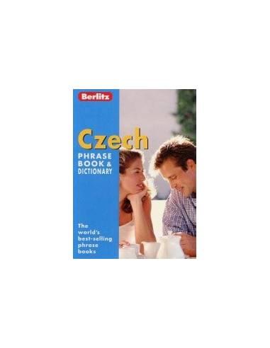 Czech phrasebook - Cseh-Angol zseb...