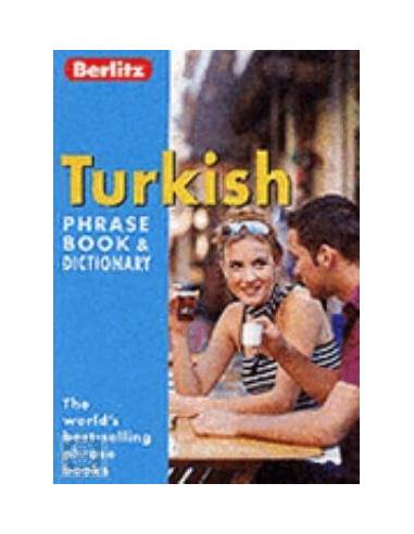 Turkish phrasebook  - Angol-Török...