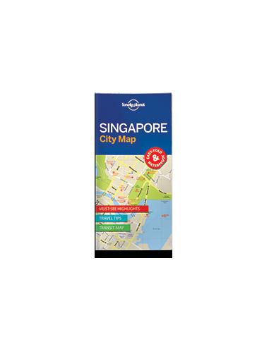 Singapore City Map