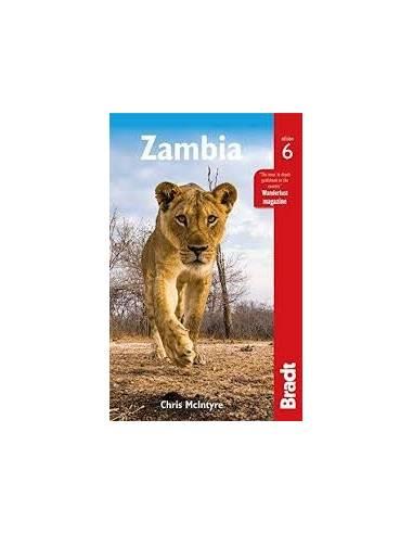 Zambia - Bradt útikönyv