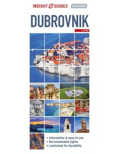 Dubrovnik Insight Flexi Map