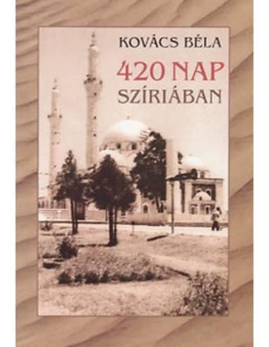 420 nap Szíriában útirajz