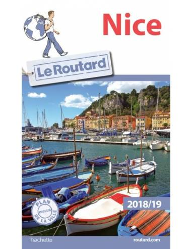 Guide du Routard Nice 2018/19