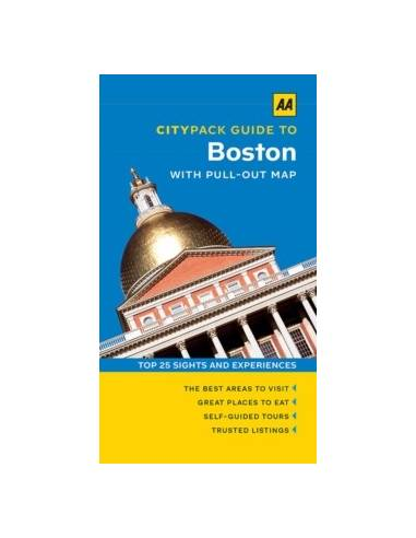 AA CityPack Guide to Boston