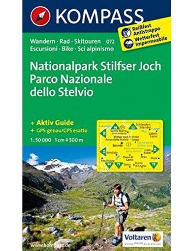 KK 072 Nationalpark Stilfster Joch -...