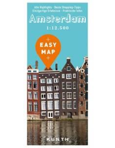 Amsterdam – Urlaubskarte...