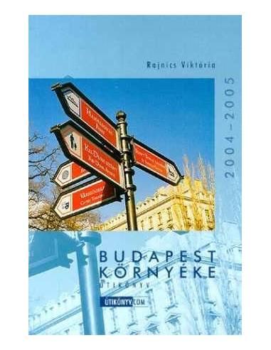 Budapest környéke útikönyv