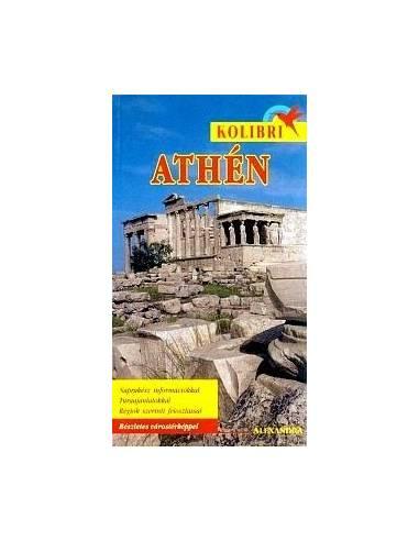 Athén útikönyv - Kolibri