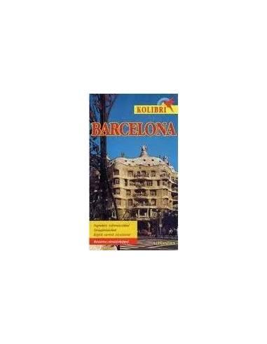 Barcelona útikönyv - Kolibri