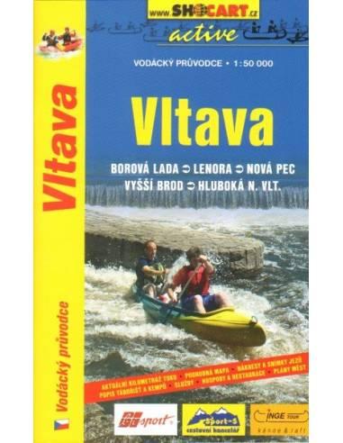 SC Vltava vizitúra atlasz (Borová...