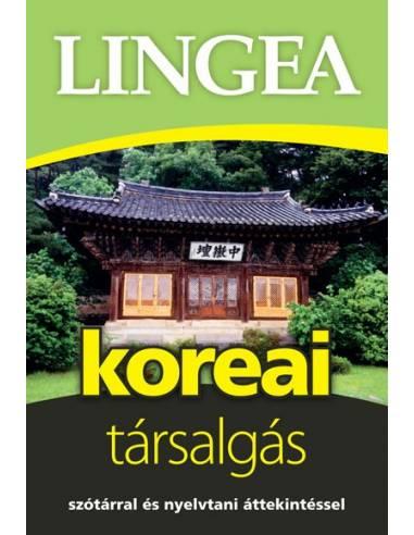 Koreai társalgás