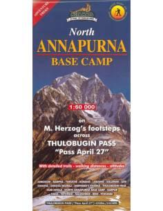 NA 501 Annapurna bázistábor