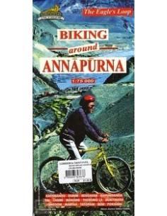 Annapurna Körút kerékpáros...