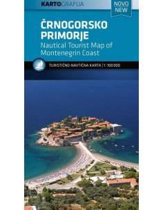 Montenegrói tengerpart -...