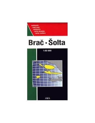Hvar - Vis - Brac - Solta szigetek...