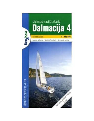 Dalmácia hajózási térkép 4.: Cavtat /...