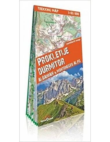 Prokletije Durmitor Albanian &...