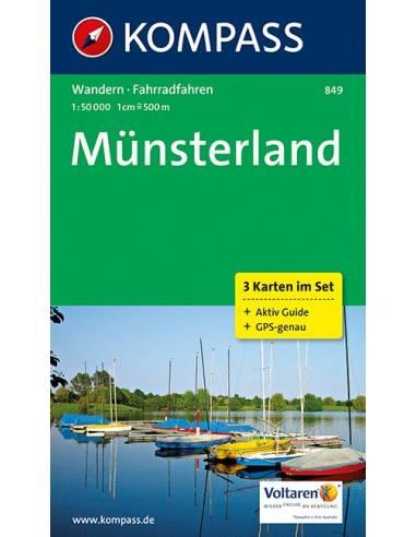 KK 849 Münsterland 3 db-os turista-...