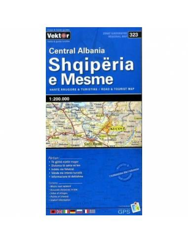 Shqiperia e Mesme - Közép-Albánia...