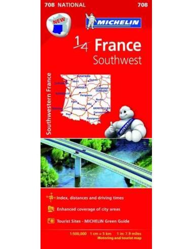 MN 708 France Southwest -...