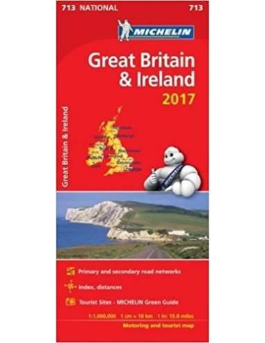 MN 713 Nagy-Britannia és Írország...