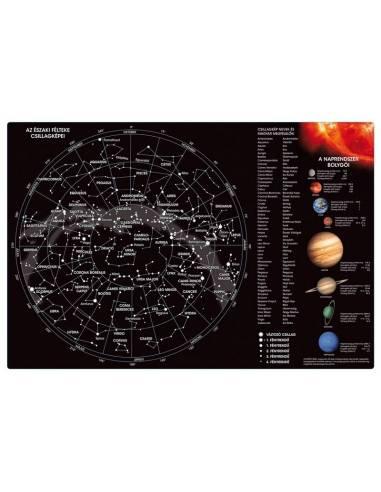 Csillagok, csillagképek és bolygók...
