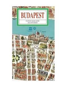 Budapest panorámatérkép -...