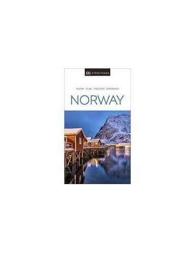 Norway Eyewitness Travel Guide -...