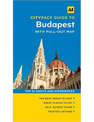 AA CityPack Guide to Budapest