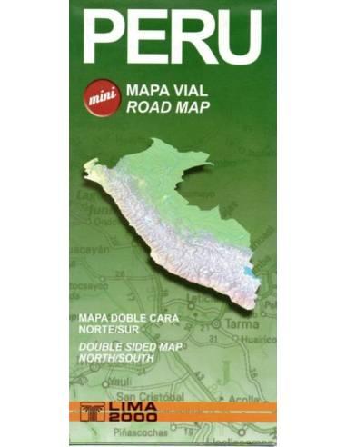 Peru térkép