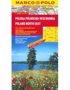 Lengyelország észak-kelet...