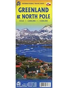 Greenland & North Pole -...