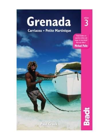 Grenada Bradt útikönyv
