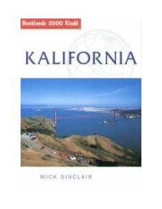 Kalifornia útikönyv Booklands