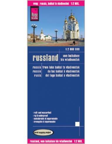 RKH Russland - vom Baikalsee bis...