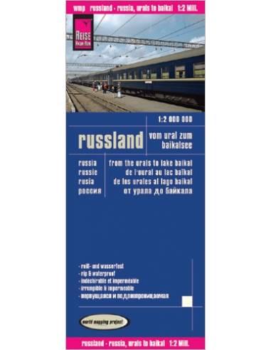 RKH Russland - vom Ural zum Baikalsee...