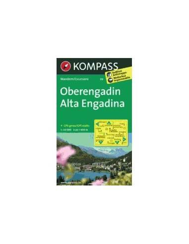 KK 99 Oberengadin - Alta Engadina...