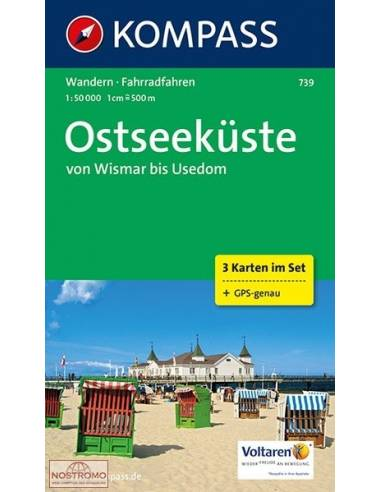 KK 739 Ostseeküste von Wismar bis...